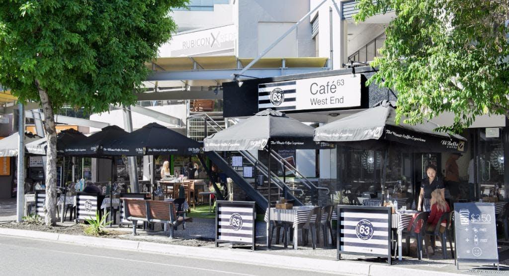 Cafe63 - West End Brisbane image 1