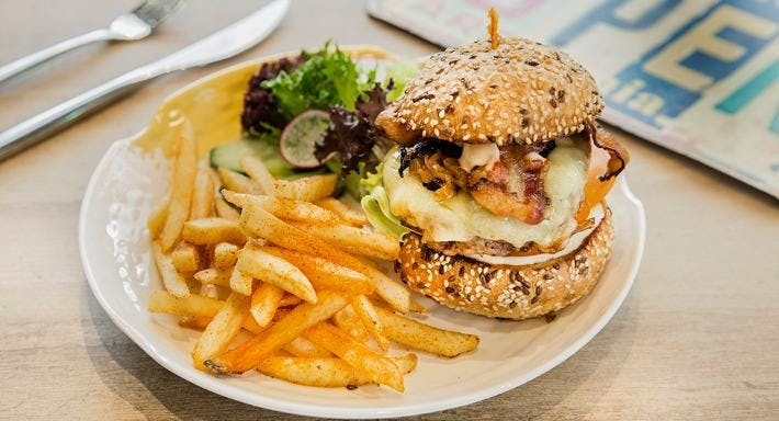 MOB Cafe Singapore image 9