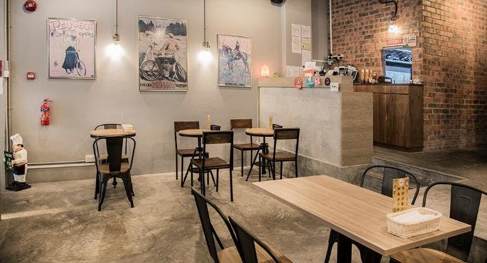 MOB Cafe Singapore image 3