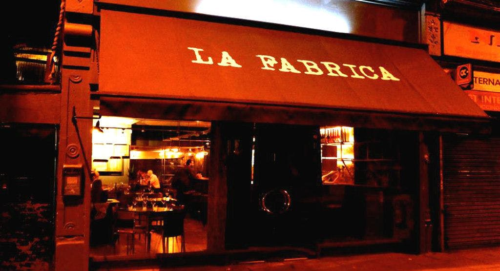 La Fabrica - Stroud Green London image 1