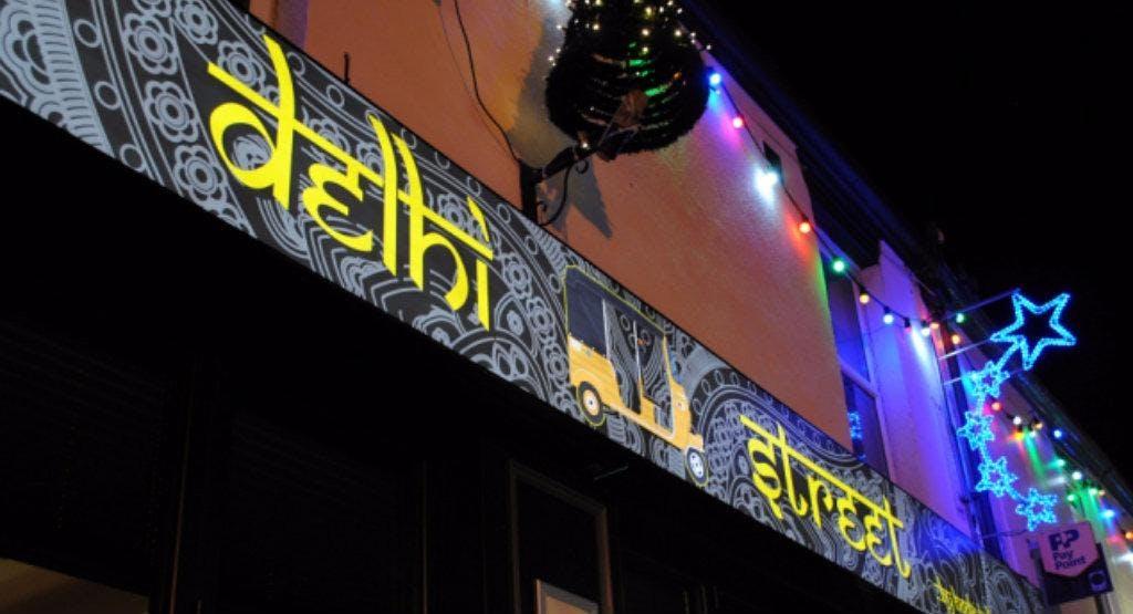 Delhi Street Indian