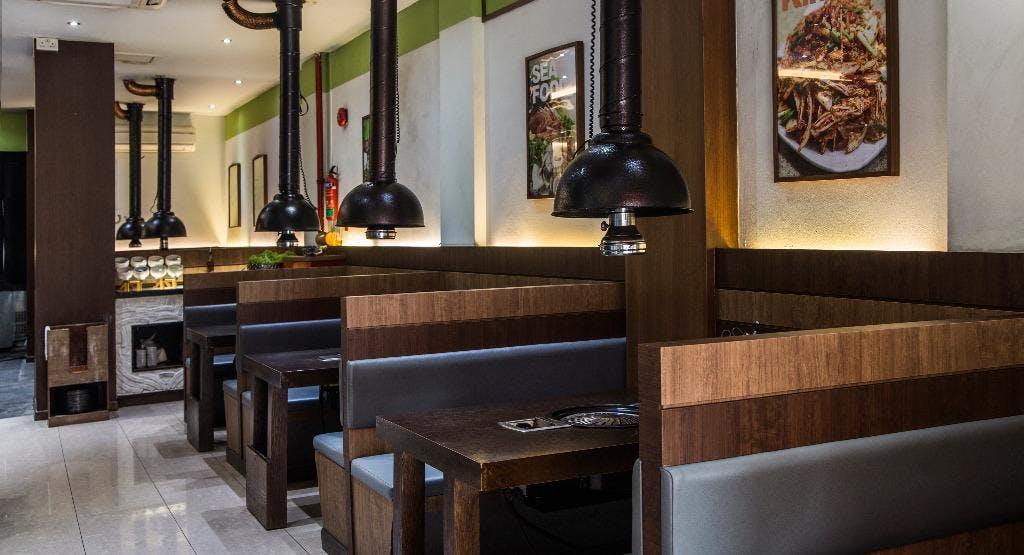 Manbok Chinatown Korean BBQ & Steamboat Restaurant Singapore image 1