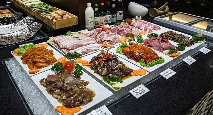 Manbok Chinatown Korean BBQ & Steamboat Restaurant Singapore image 3