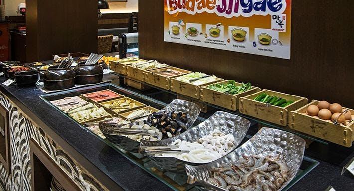 Manbok Chinatown Korean BBQ & Steamboat Restaurant Singapore image 12