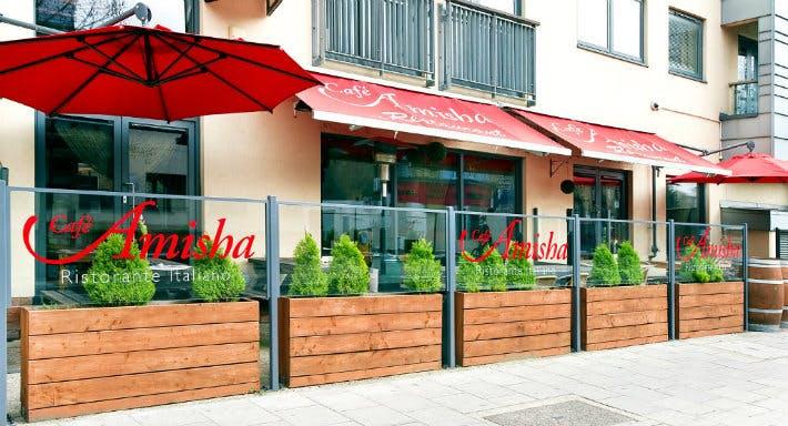 Cafe Amisha - Bermondsey Londen image 3