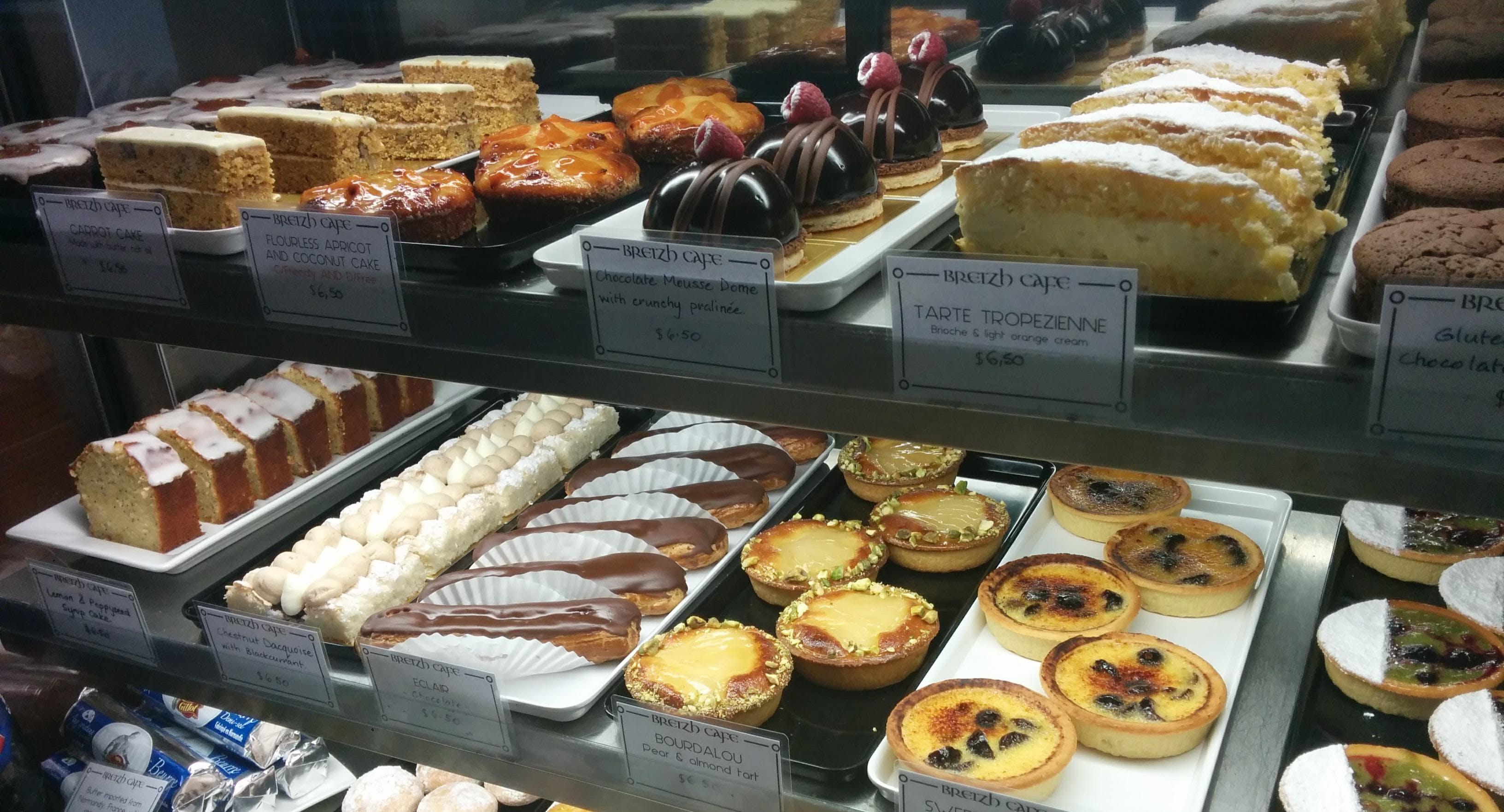 Photo of restaurant Breizh Cafe in Ainslie, Canberra