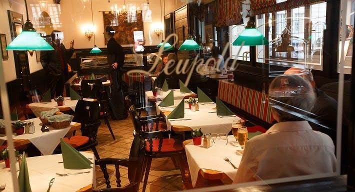 LEUPOLD - Das Wiener Restaurant