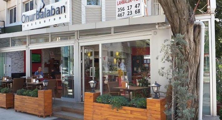 Onur Balaban Restaurant