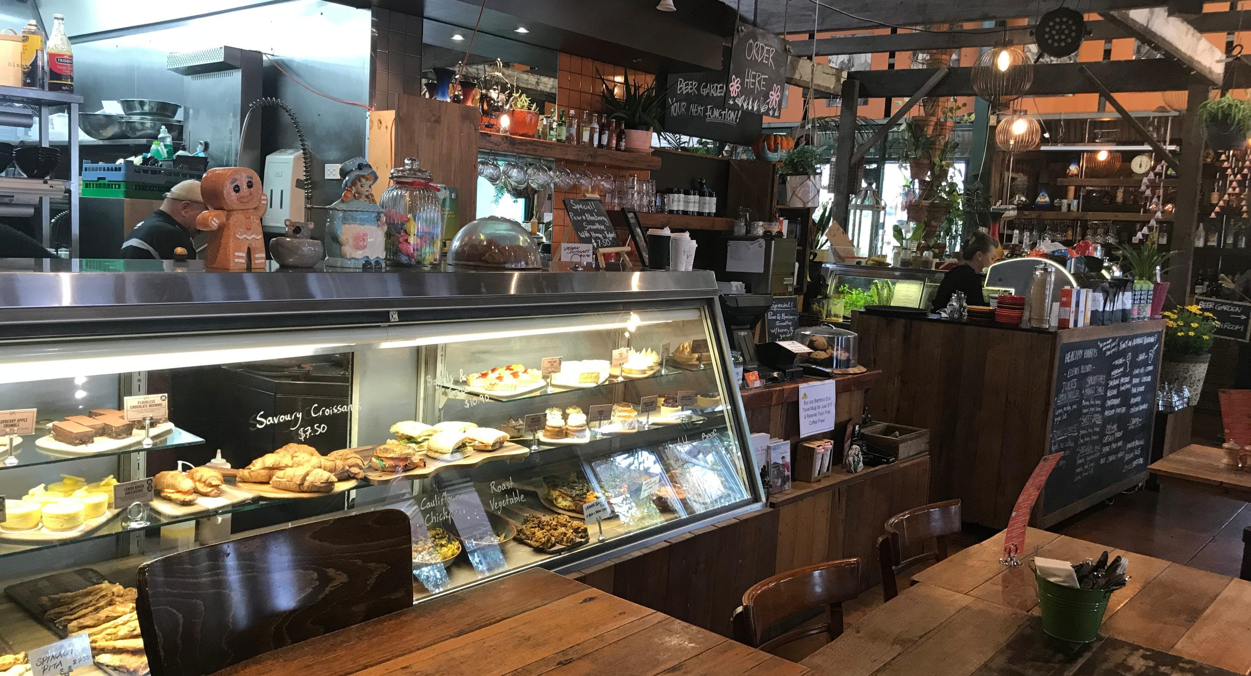 Vasili's Garden & Cafe Melbourne image 3