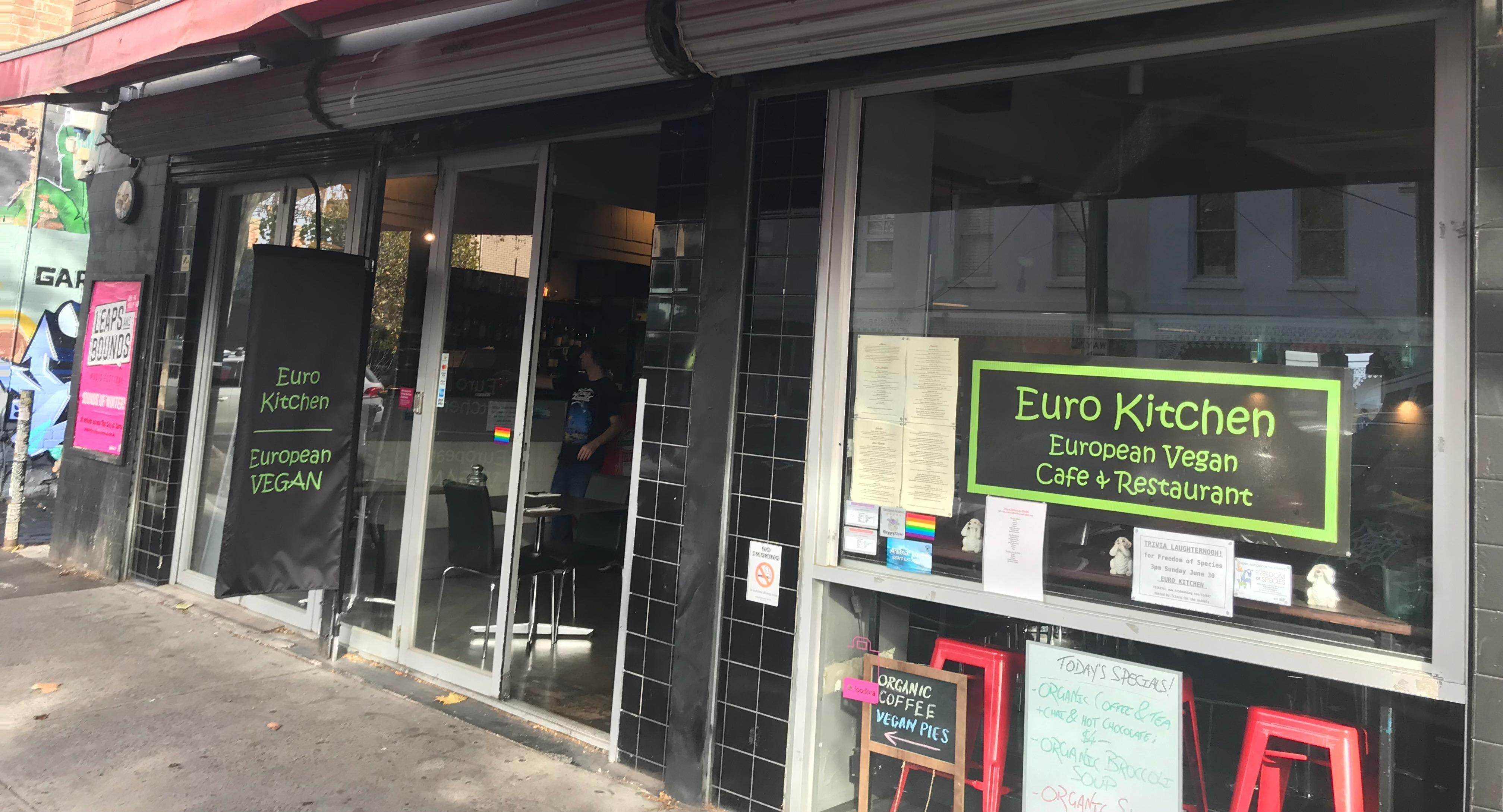 Euro Kitchen Vegan Cafe & Restaurant Melbourne image 3