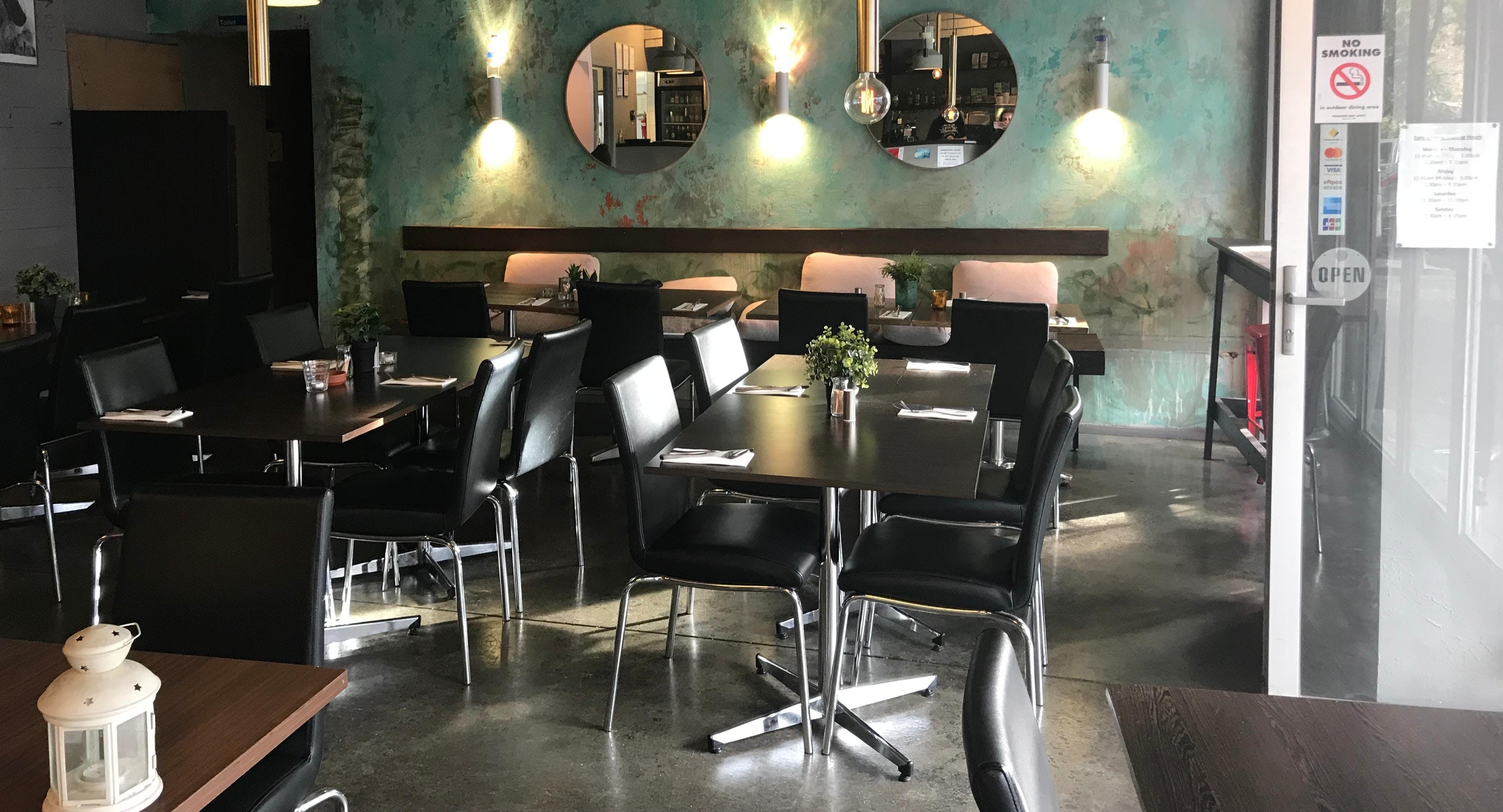 Euro Kitchen Vegan Cafe & Restaurant