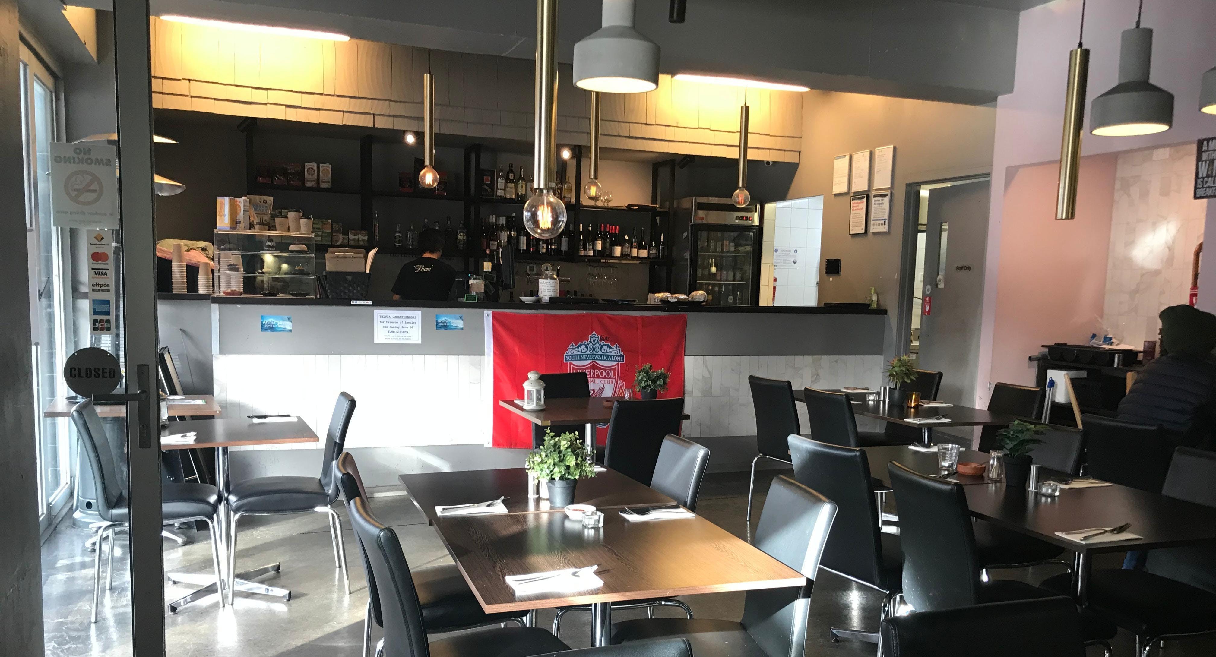 Euro Kitchen Vegan Cafe & Restaurant Melbourne image 2