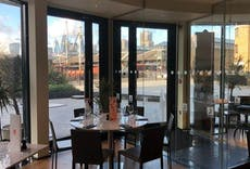 Restaurant Il Bacino in Wapping, London