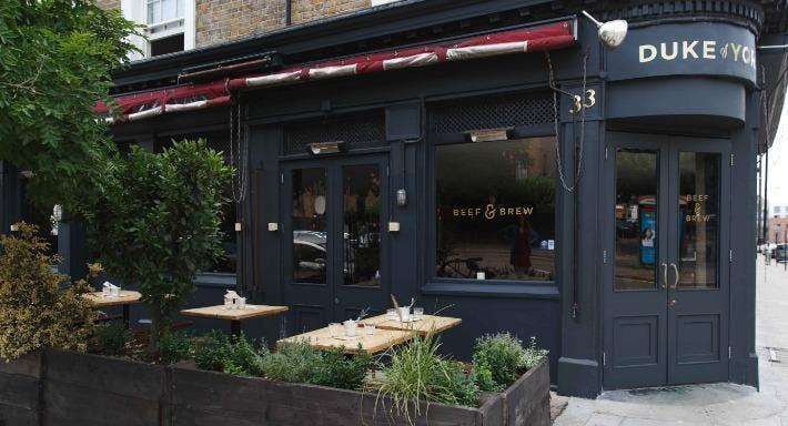 Beef & Brew - Haggerston London image 1