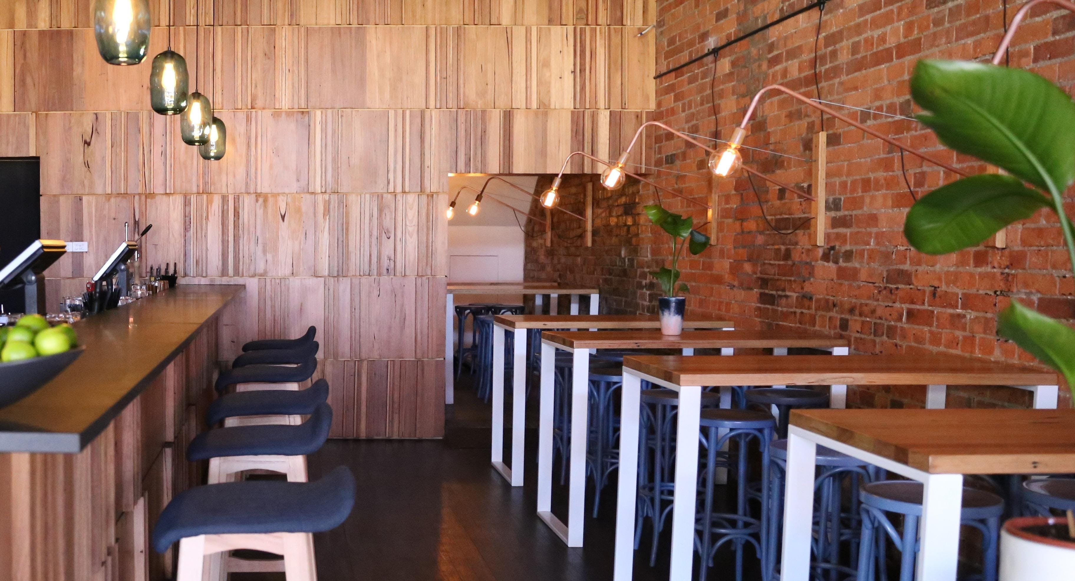 BOWERBIRD Tapas and Gin Bar