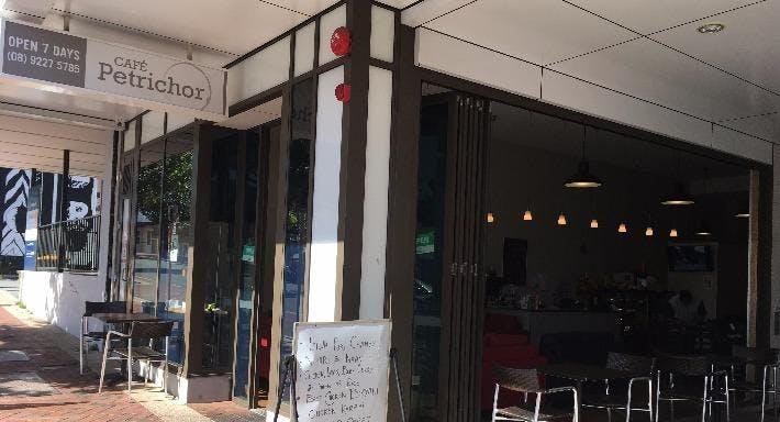 Cafe Petrichor