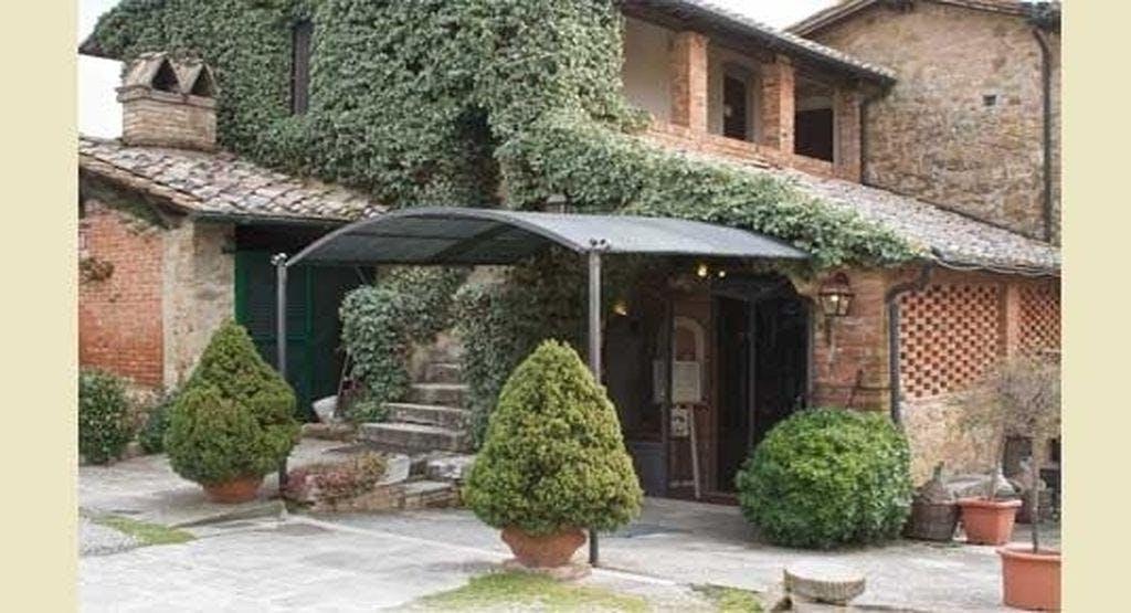 Taverna Del Barbarossa Siena image 1