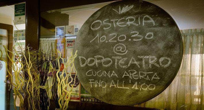 Antica Osteria 102030 Rome image 2