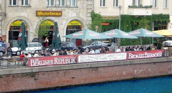 Berliner Republik - Brokers Bierbörse Berlin image 5