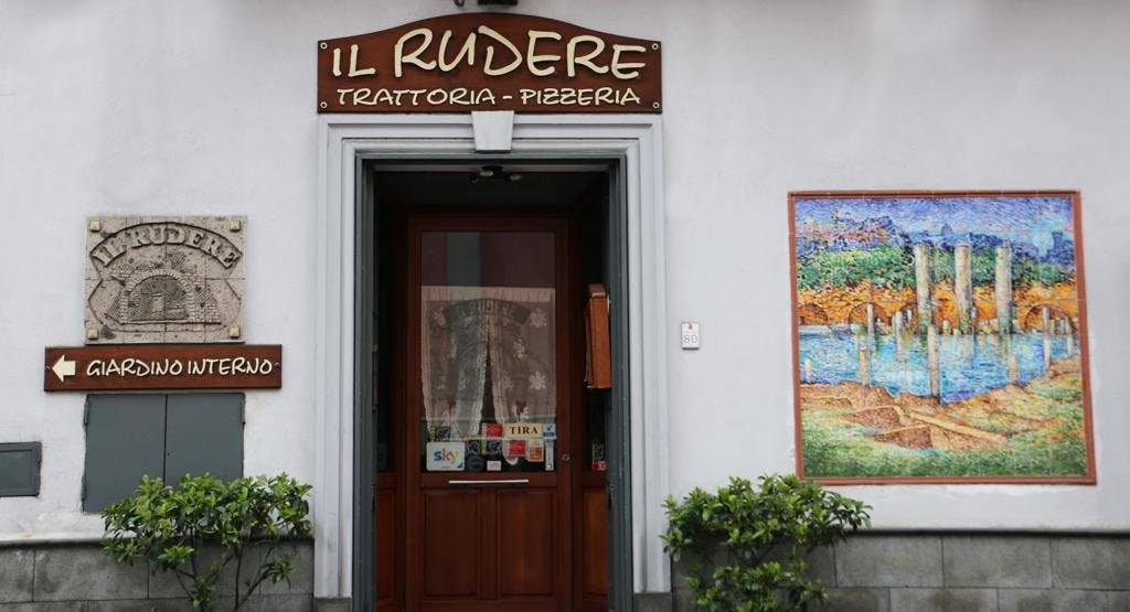 Ristorante Il Rudere Napoli image 1