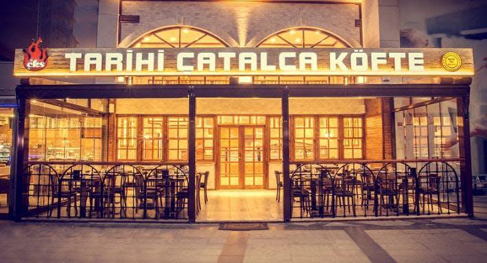 Tarihi Çatalca Köfte Salonu