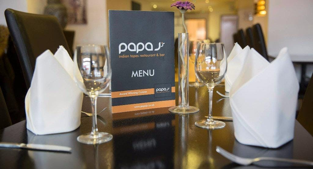 Papa J's Indian Tapas Restaurant - Luton Luton image 1