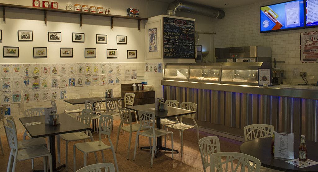 SMITHS: Authentic British Fish and Chips (Bukit Timah) Singapore image 1