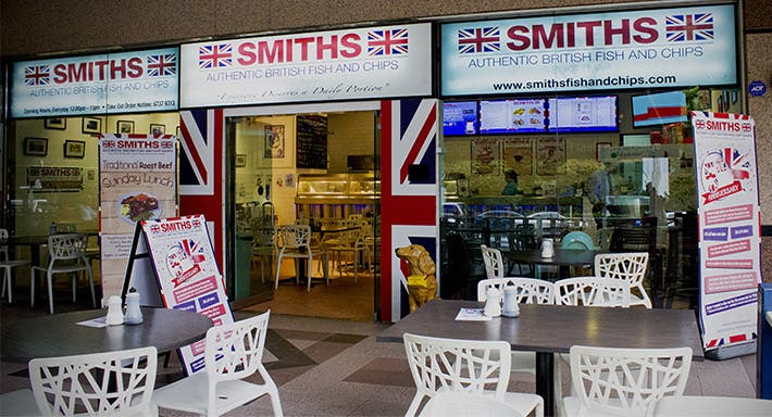 SMITHS: Authentic British Fish and Chips (Bukit Timah)