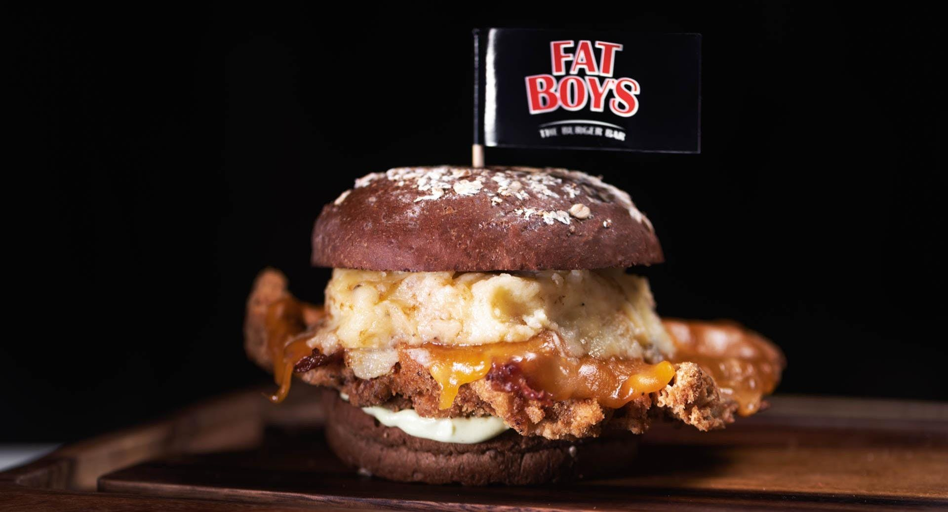 FatBoy's The Burger Bar – Holland Village