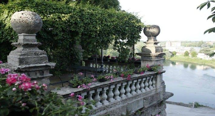Terrazza Belvedere a Bergamo. Zona Isola e Adda