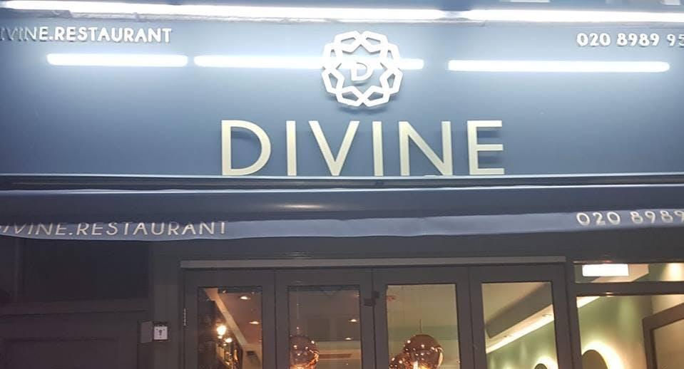 Divine Restaurant London image 1