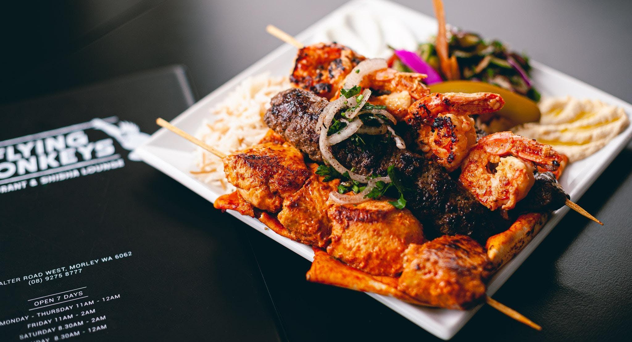 Flying Monkeys Restaurant & Shisha Lounge