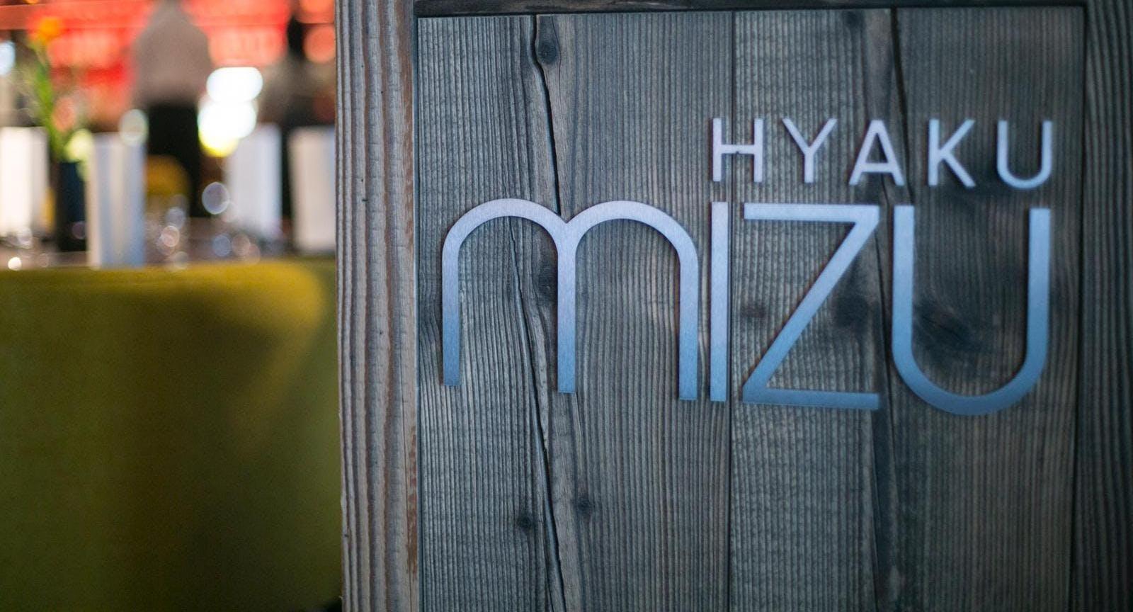Hyaku Mizu - Asian Restaurant