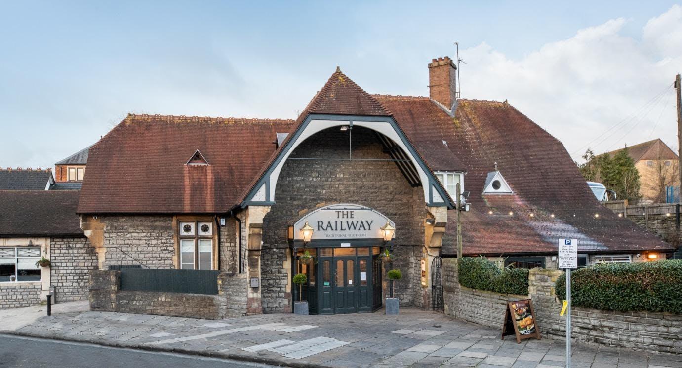 Railway Hotel Penarth