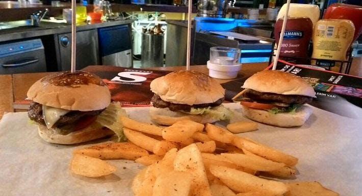 1 A Burger