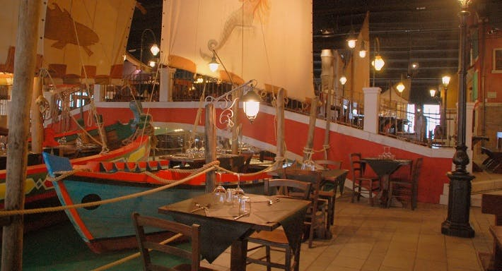 Venexian Restaurant Venetië image 2