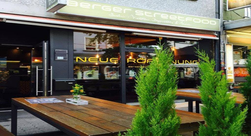 Berger Streetfood Frankfurt image 1