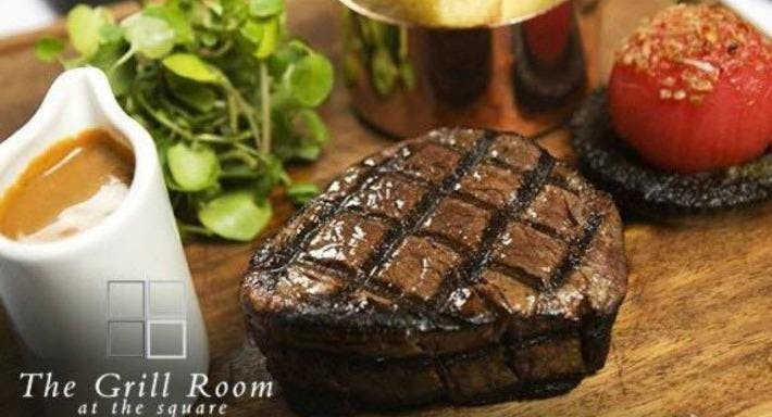 The Grill Room At The Square Glasgow image 1