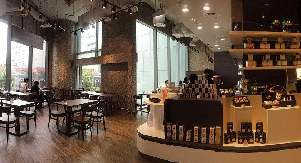 Criollo Cocoa Café