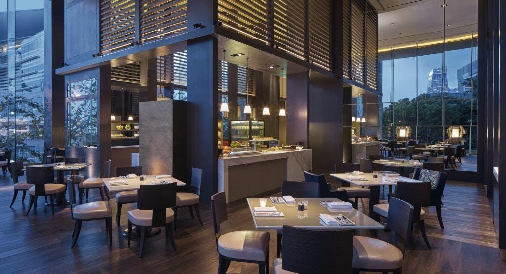 Grand Hyatt - Grand Cafe 君悅咖啡廳 Hong Kong image 1