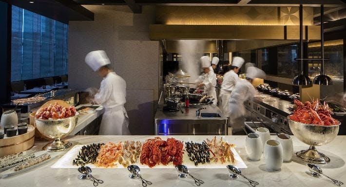 Grand Hyatt - Grand Cafe 君悅咖啡廳