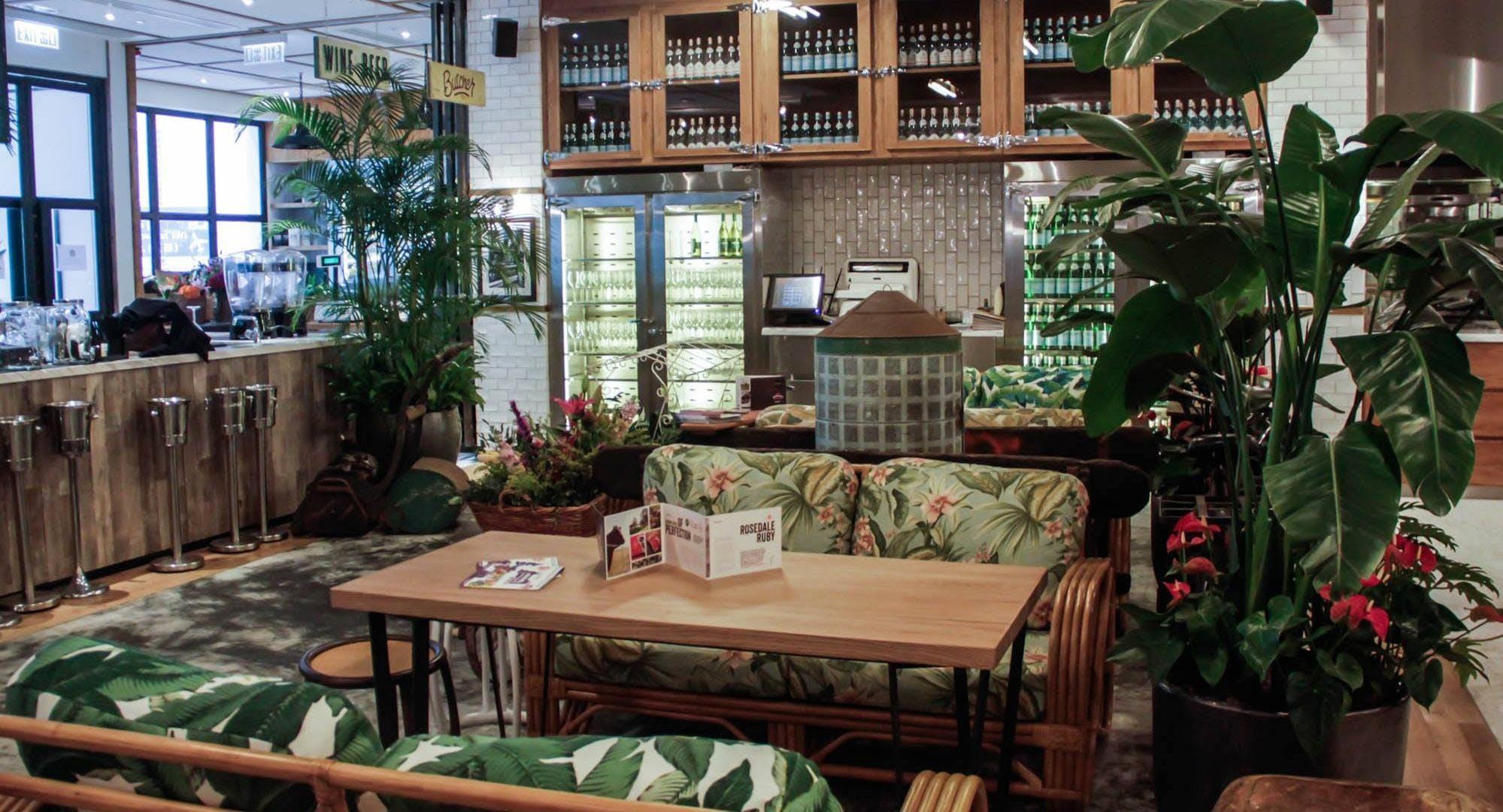 Butcher & Baker Cafe Hong Kong image 1