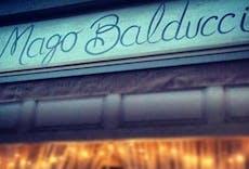 Restaurant Mago Balducci in Campo di Marte, Florence