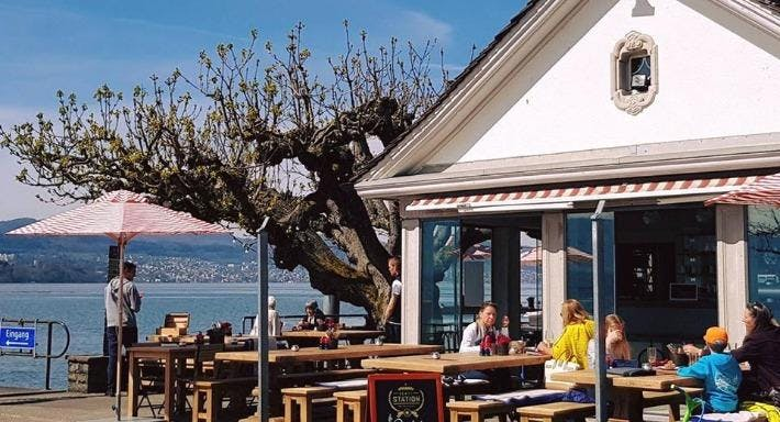 Restaurant Schiffstation Zurich image 3
