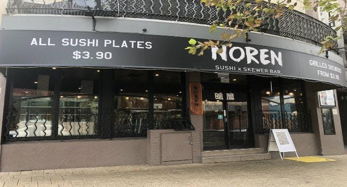 Noren Sushi x Skewer Bar