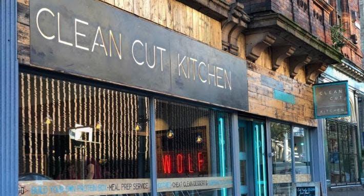 Clean Cut Kitchen