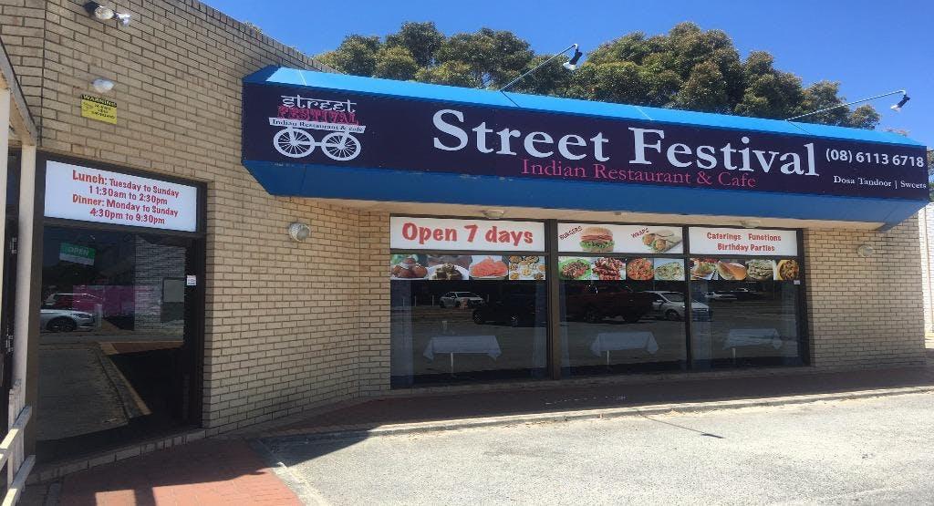 Street Festival Indian Restaurant Perth image 1