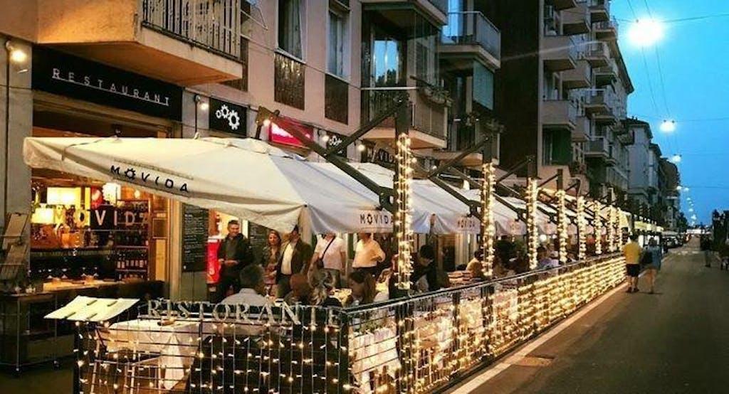 Il dehors del ristorante Movida di Milano, ristorante all'aperto Navigli - Fonte: Quandoo