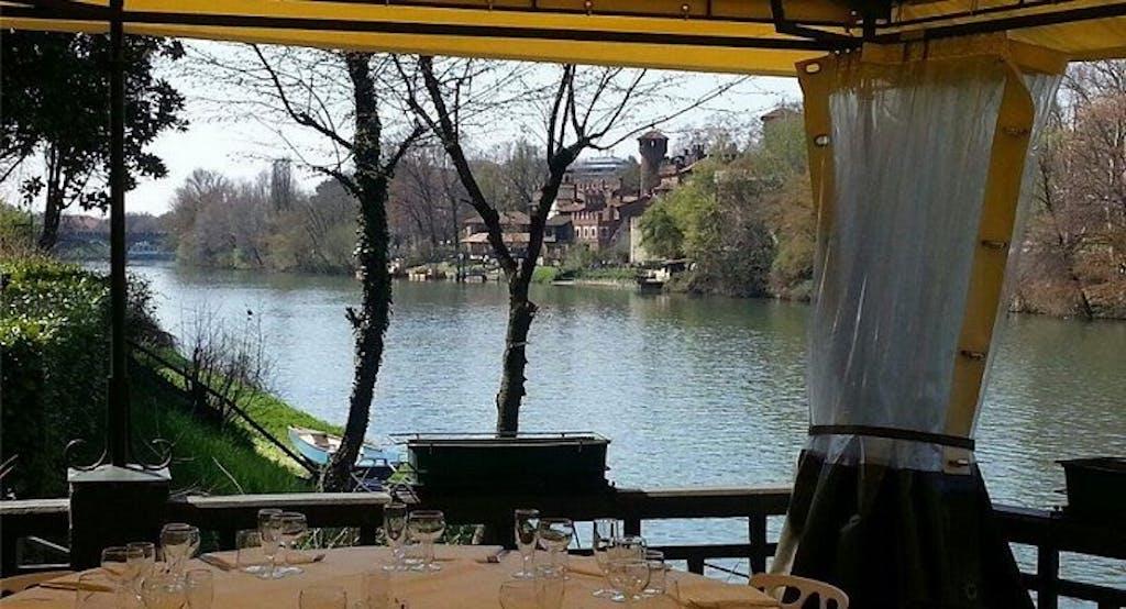 Vista sul castello del Valentino dalla terrazza del Ristorante Eridano 88 - Fonte: Quandoo