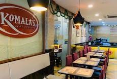 Komala's Fusion Dining Restaurant - Upper Dickson Road